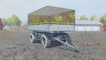 Autosan D-47 silage para Farming Simulator 2013