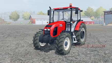 Zetor Proxima 8441 front loader para Farming Simulator 2013