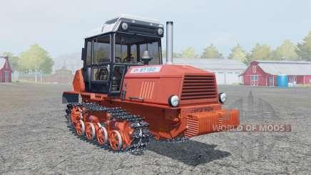 W-150 rojo suave Okas para Farming Simulator 2013