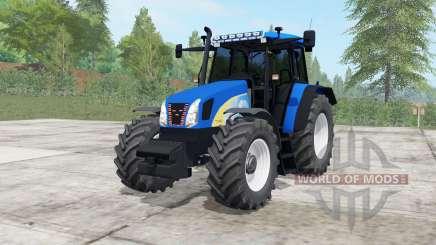 New Holland T5050 science blue para Farming Simulator 2017