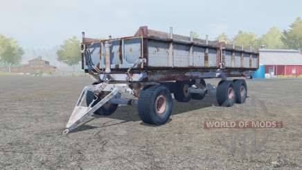PTS-12 color azul grisáceo para Farming Simulator 2013