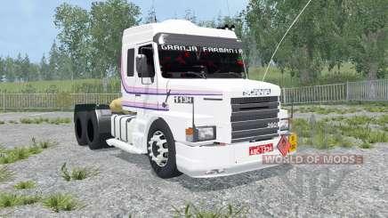 Scania T113H 360 para Farming Simulator 2015