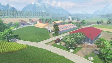 Lindenau para Farming Simulator 2013