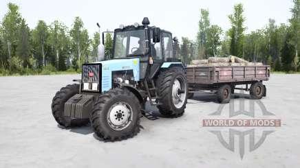 MTZ-1221.2 Bielorrusia para MudRunner