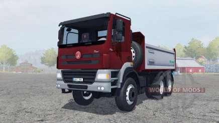 Tatra Phoenix T158 6x6 para Farming Simulator 2013