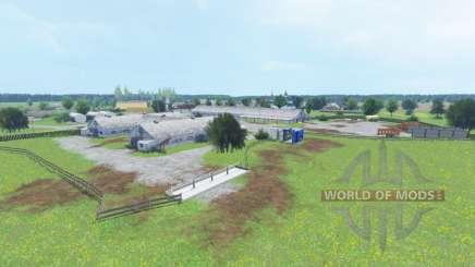 Lviv oblast v3.1 para Farming Simulator 2015
