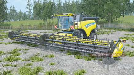 Nueva Hollaɳd CR10.90 para Farming Simulator 2015