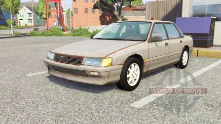 Ibishu Pessima 1988 rusty skin v0.1 para BeamNG Drive