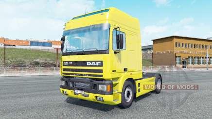 DAF FT 95.430ATi Super Space Cab 1992 para Euro Truck Simulator 2
