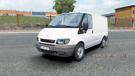 Ford Transit 2000 para Euro Truck Simulator 2