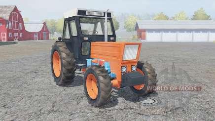 Universal 1010 DT front loader para Farming Simulator 2013