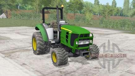 John Deere 2032R front loader para Farming Simulator 2017