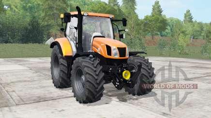 New Holland T6.175 Gamling Editioɳ para Farming Simulator 2017