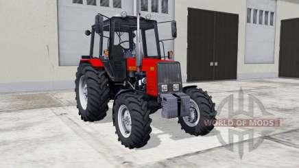 MTZ-820 Belaus para Farming Simulator 2017