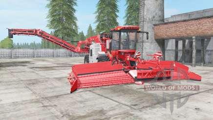 Holmer Terra Felis 2 eco para Farming Simulator 2017