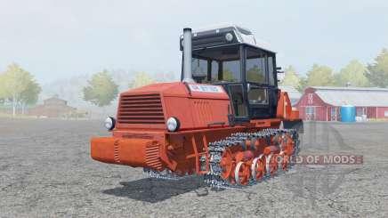W-150 suave color rojo para Farming Simulator 2013
