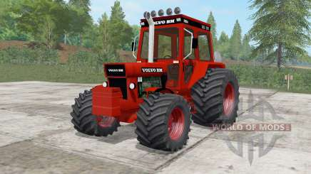 Volvo BM 2654 scarlet para Farming Simulator 2017