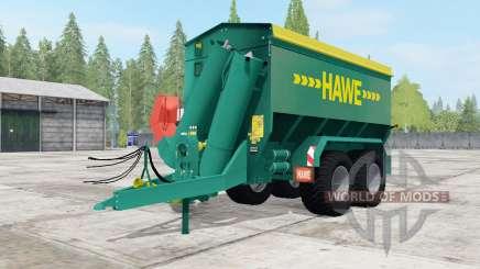 Hawe ULW 2500 T para Farming Simulator 2017