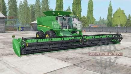 John Deere S760-790 US version para Farming Simulator 2017