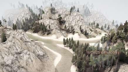 Piedra Paraíso para MudRunner