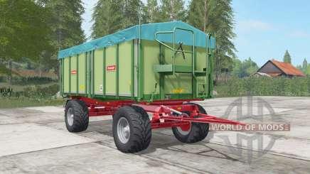 Rudolph DK 280 R olivine para Farming Simulator 2017