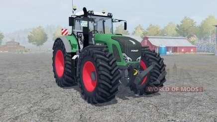 Fendt 939 Vaᶉio para Farming Simulator 2013