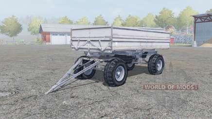 Fortschritt HW 80 gainsboro para Farming Simulator 2013