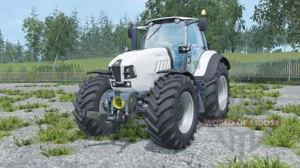 Lamborghini Mach 230 VRT real engine para Farming Simulator 2015