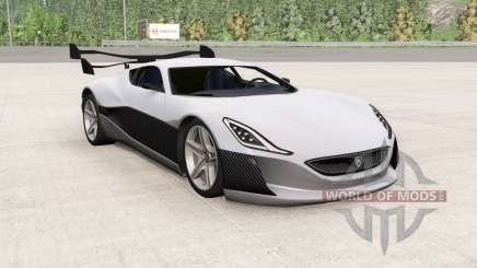 Rimac Concept_One para BeamNG Drive