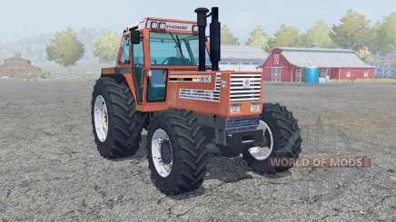 Fiatagri 180-90 Turbo DT para Farming Simulator 2013