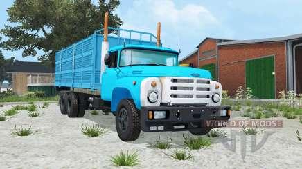 ZIL-133GÂ para Farming Simulator 2015