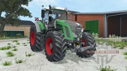 Fendt 936 Vario español gᶉeen para Farming Simulator 2015