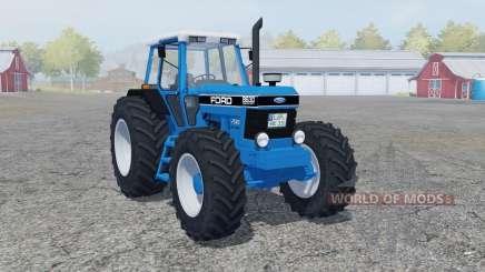 Ford 8630 Poweᶉshift para Farming Simulator 2013