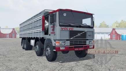Volvo F12 8x8 para Farming Simulator 2013