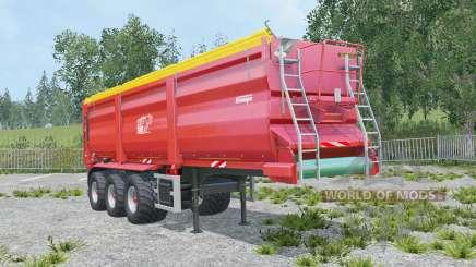 Krampe Sattel-Bandit 30-60 para Farming Simulator 2015