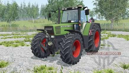 Fendt Favorit 512C Turbomatik para Farming Simulator 2015
