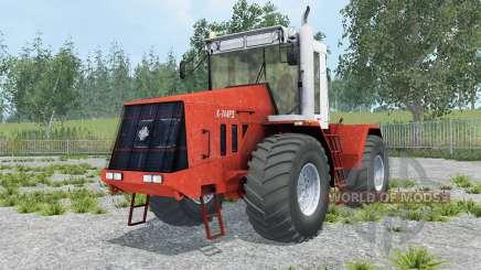 Kirovets K-744R3 2012 para Farming Simulator 2015