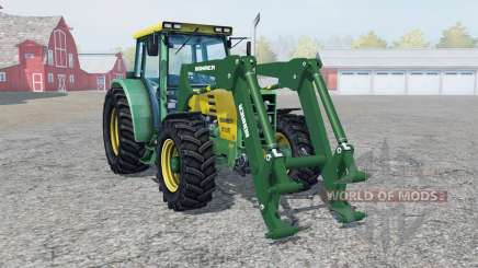 Buhrer 6135 Un frente loadeᶉ para Farming Simulator 2013