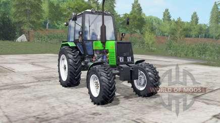 MTZ-1025 Belaus para Farming Simulator 2017