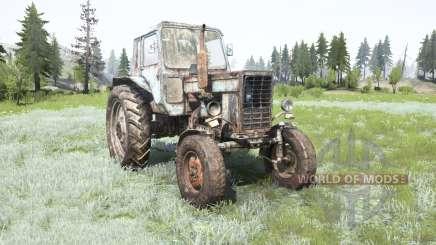 MTZ-80, Bielorrusia para MudRunner