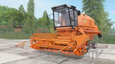 Bizon Rekord Z058 crusta para Farming Simulator 2017