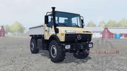 Mercedes-Benz Uɳimog U1450 (Fr.427) para Farming Simulator 2013