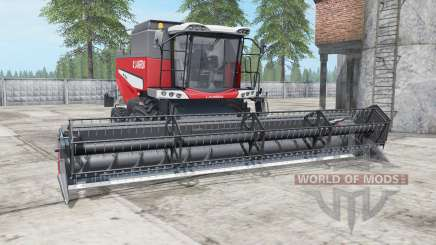 Laverda M300 deep carmine pink para Farming Simulator 2017