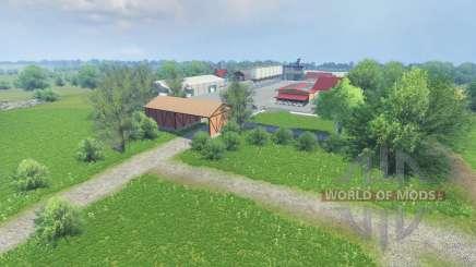 Burgenland para Farming Simulator 2013