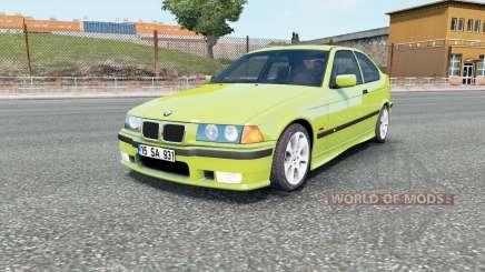 BMW M3 compact (E36) 1996 para Euro Truck Simulator 2