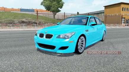 BMW M5 (E60) 2009 para Euro Truck Simulator 2