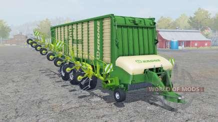 Krone ZX 550 GD ᶉake para Farming Simulator 2013