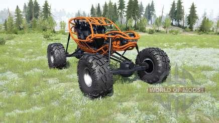 Rock Crawler para MudRunner