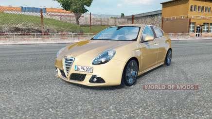 Alfa Romeo Giulietta (940) para Euro Truck Simulator 2