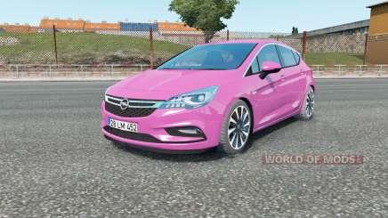 Opel Astra (K) 2015 para Euro Truck Simulator 2